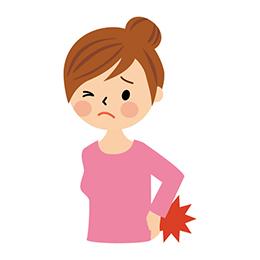 腰痛、3人に1人は悩んでいる?